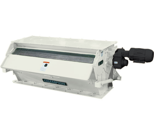 Champion HRF Hammermill Rotary Feeders provide a uniform feed rate for your size-reduction and grinding needs.